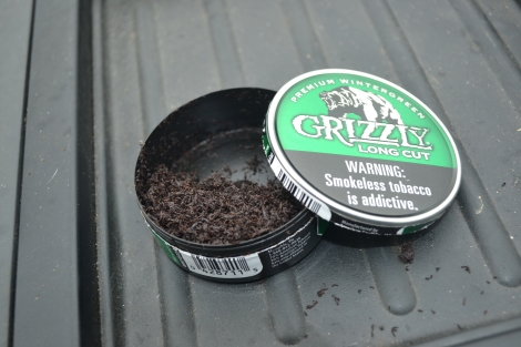 Chewing Tobacco use is on the rise